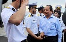 Lãnh đạo TP HCM thăm tàu ngầm Kilo HQ-183