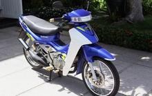 Suzuki RG Sport chưa từng đổ xăng ở Việt Nam
