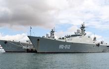2 Tàu tên lửa tàng hình Việt Nam thăm 3 nước Đông Nam Á