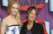 Nicole Kidman mặn nồng bên chồng bất chấp tin đồn rạn nứt