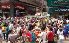 Hồng Kông: Hai phe biểu tình tiếp tục xung đột