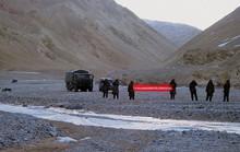 Ấn Độ tăng quân ở biên giới Trung Quốc