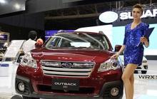 Ngắm xe đẹp tại Saigon Autotech 2014