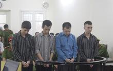 Tuyên phạt 4 nguyên công an xã dùng nhục hình từ 8-17 năm tù