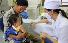 Cạn vắc-xin sởi dịch vụ