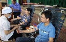 CNVC-LĐ hiến máu tình nguyện