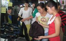 Phiên chợ Xuân cho công nhân