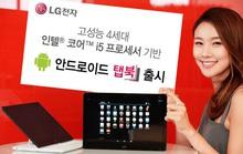 Tablet Android 11-inch trang bị chíp Core i5