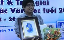 Viết văn lần đầu đoạt giải nhất Văn học tuổi 20