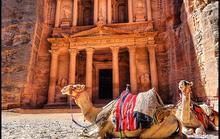 Khám phá thành cổ Petra và kỳ tích nông trại xanh giữa miền đất thánh