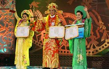 Nguyễn Minh Trường đoạt giải nhất  Chuông vàng vọng cổ 2014