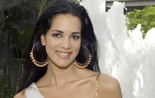 Nghẹn ngào tiễn biệt cựu Hoa hậu Venezuela bị bắn chết