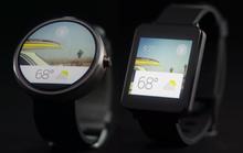 Đồng hồ thông minh Android Wear đầu tiên
