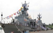Hải quân có thêm 2 tàu pháo-tên lửa hiện đại