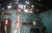 Cháy nhà nghi do chập điện, nhiều tài sản bị thiêu rụi
