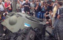 Phe ly khai bao vây hàng ngàn binh lính Ukraine