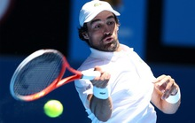 Federer thất bại trận ra quân, Murray giành vé vào vòng ba