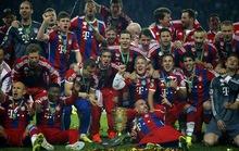 Giành Cúp Quốc gia, Bayern lại khiến Dortmund ôm hận
