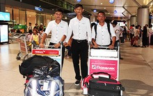 3 cầu thủ trẻ ĐTLA tu nghiệp tại Nhật