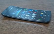 LG G Flex màn hình cong tiếp tục giảm giá
