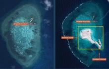 Việt Nam xác minh việc Trung Quốc đang xây đảo ở cụm đảo Nam Yết