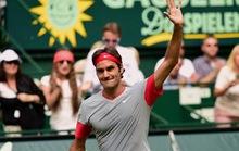 """Federer và """"tiểu Federer"""" cùng lên ngôi vô địch"""