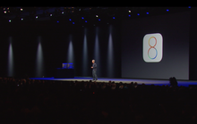 iOS 8 ra mắt - thu ngắn khoảng cách với Android