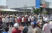 Một phụ nữ chết thảm dưới bánh xe khách Phương Trang