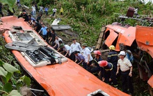 Vụ tai nạn thảm khốc ở Sa Pa: 12 người chết, 11 người bị thương nặng