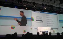 Google nâng cấp Chrome OS, kết hợp Android