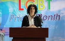 Lãnh sự quán Mỹ phát động tháng của người đồng tính