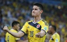 """Rodriguez chính thức gia nhập """"dải thiên hà"""" Real Madrid"""