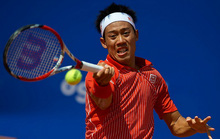 Tam hùng đại chiến Thượng Hải, Nishikori vô địch Tokyo Open