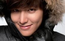 """Lee Min Ho được """"fan"""" Thái mong muốn hôn nhất dịp Valentine"""