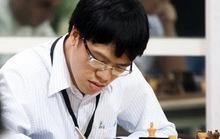Thi đấu sa sút, Lê Quang Liêm rời khỏi bảng siêu đại kiện tướng