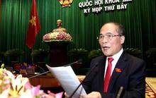 Quốc hội yêu cầu Trung Quốc rút giàn khoan 981