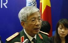 Tướng Nguyễn Chí Vịnh gặp tướng Trung Quốc bên lề Shangri-La