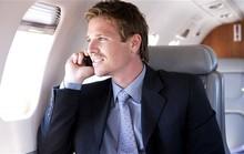 Mỹ sẽ cấm gọi di động trên máy bay ?