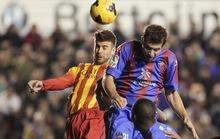 Barcelona và Atletico bị cầm chân, Real cười ngạo nghễ