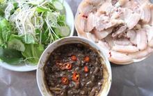 Ngon ngon…  mắm ruột cá ngừ