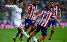 Chờ Atletico Madrid tái lập kỳ tích ở Bernabeu