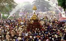 Thái Lan: Nổ súng tại lễ té nước Songkran, 1 người chết