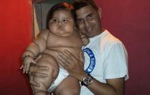 Bé 8 tháng có cân nặng của trẻ 6 tuổi