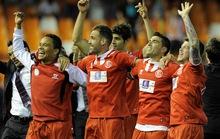 Benfica và Sevilla tranh chung kết Europa League
