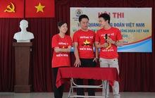 """Sôi nổi hội thi """"Vinh quang Công đoàn Việt Nam"""""""
