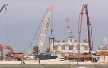 Trung Quốc xây dựng ở Gạc Ma là xâm phạm nghiêm trọng chủ quyền Việt Nam