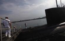 Tàu ngầm Nga - Mỹ chạm trán