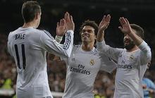 """Đánh chìm """"tàu ngầm vàng"""", Real Madrid dẫn đầu La Liga"""