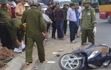 Bị xe bồn cán qua người, cô gái tử vong tại chỗ