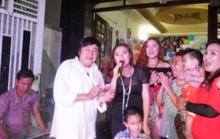 Nghệ sĩ Châu Thanh về nước hát từ thiện
